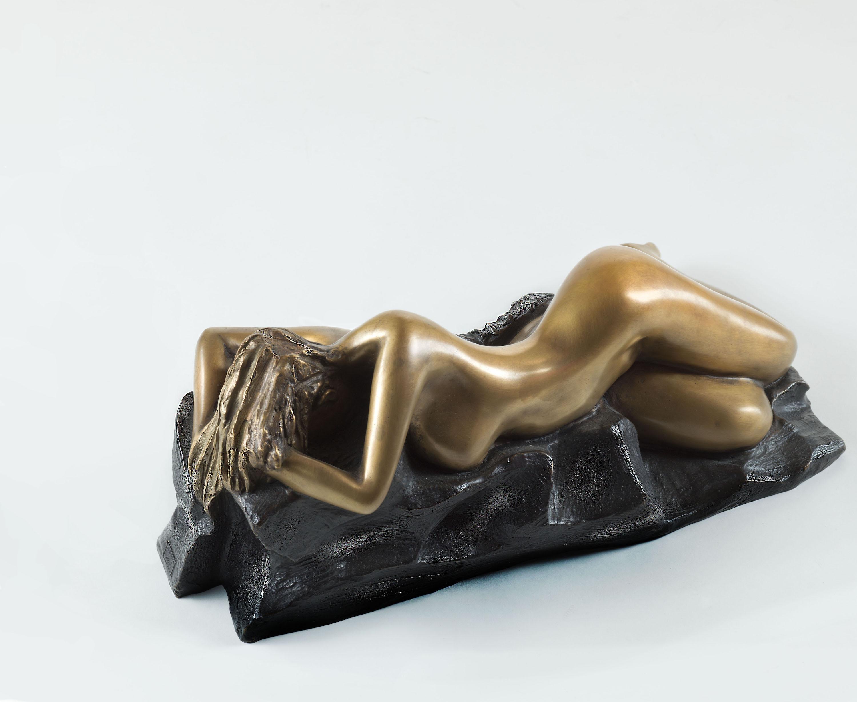 CORPS DE DUNE, bronze, L cm 47