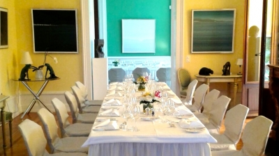 La salle jaune